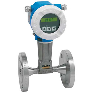 E+H 72F1F-SE0AA1AAA4AA Vortex flow measuring system Reliable flow measurement of gas, steam and liquids