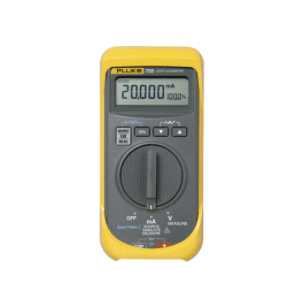High quality Fluke 705 Loop Calibrator Loop Calibration.
