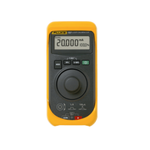 Fluke 707 Loop Calibrator with Quick Click Knob for sale