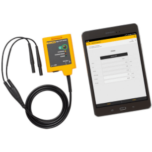 Fluke 154 HART Calibration Assistant based communication too