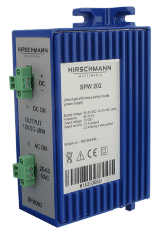 Hirschmann switches