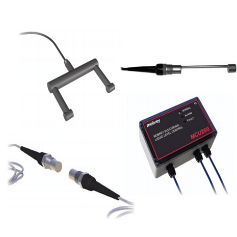 Mobrey Ultrasonic Liquid Level Detection Systems