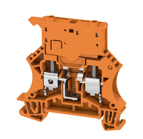 Weidmüller  WSI 6 BL 1011080000 W-Series, Fuse terminal, Rated cross-section: 6 mm², Screw connection