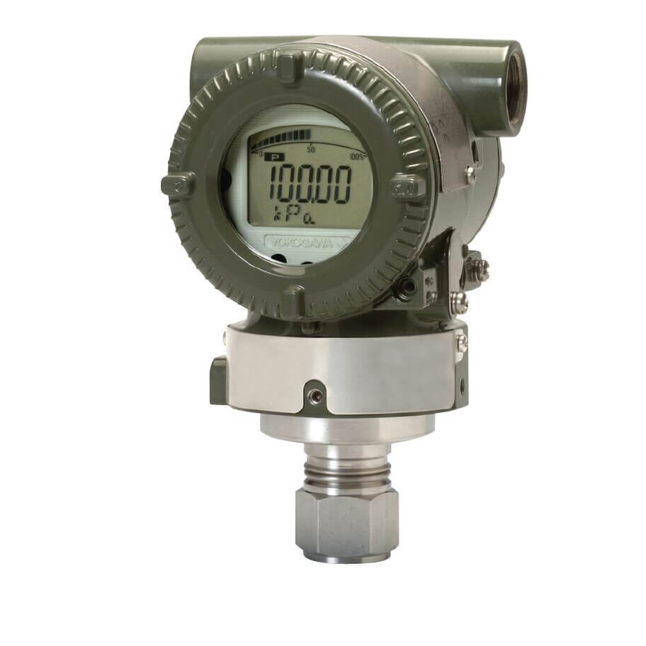Yokogawa EJA510E and EJA530E Yokogawa Absolute and Gauge Pressure Transmitter